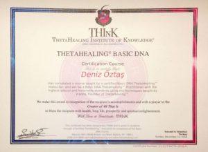 Theta Healing Basic_Deniz Oztas