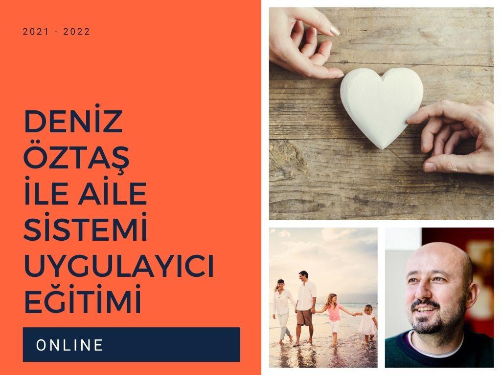 Aile Sistemi Çalışması Uygulayıcı Eğitimi - 1. Seviye (Online)